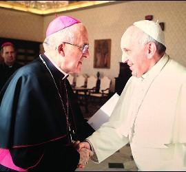 El Papa recibe a Carlos Osoro