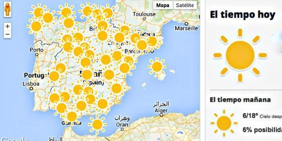 mapa meteorológico portugal Mapa Meteorologico De Portugal | thujamassages mapa meteorológico portugal