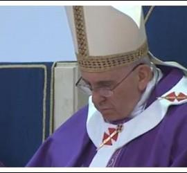 Francisco, en la parroquia de Santa María de la Oración