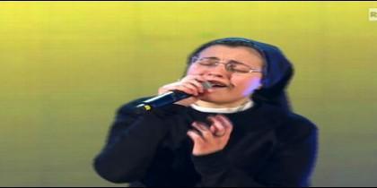 Cristina Scuccia en 'The Voice'