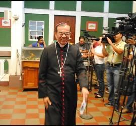 Gregorio Rosa Chávez, arzobispo auxiliar de San Salvador