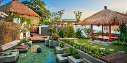 La villa en Bali adquirida en bitcoins