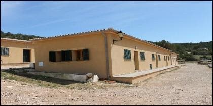 Refugio de Cabrera