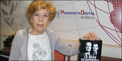 Pilar Urbano.