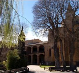 Monestir de les Avellanes. Lleida. Fuente EscapadaRural