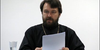 Hilarión, 'ministro de Exteriores' del Patriarcado de Moscú