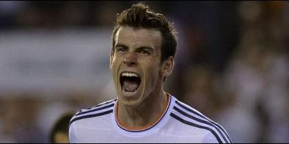 El gol de Gareth Bale.