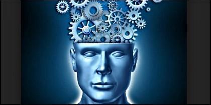 El cerebro del genio inventor.