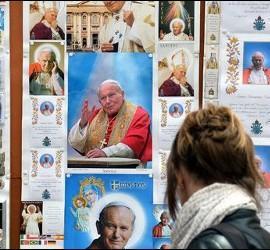 Siguen los preparativos para la canonización de los dos papas