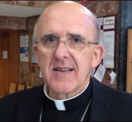 Carlos Osoro, vicepresidente del Episcopado