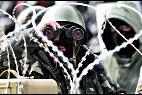 Rebeldes prorrusos toman posiciones en el este de Ucrania.