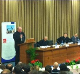 Dolan, en la Universidad del Opus Dei