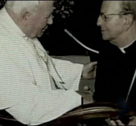 Maciel y Juan Pablo II