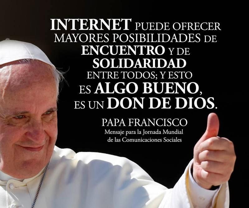 Todos los discursos, homilías y mensajes del Papa