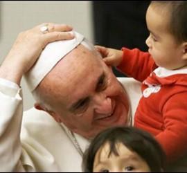 El Papa Francisco y la revolución de la ternura