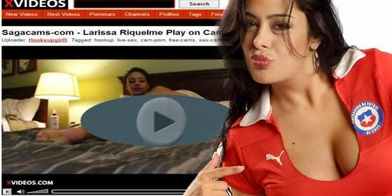 Larissa Riquelme Porno