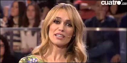 Patricia Conde.