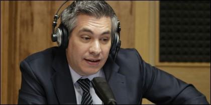 Luis Balcarce en 'Rojo y Negro' de Radio 4G.