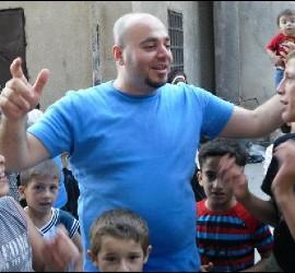 Maristas azules de Alepo