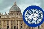 El Vaticano, ante la ONU