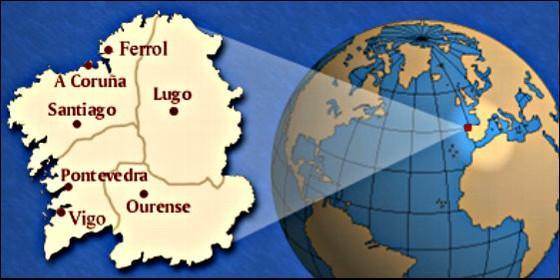 Galicia en el mundo