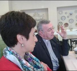 Sebastián Taltavull con Profesionales Cristianos de Acción Cátólica