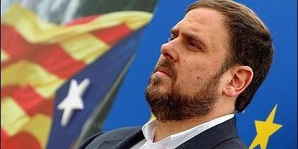 Oriol Junqueras, líder ERC.