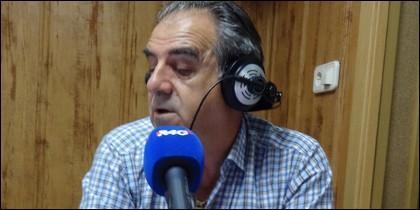 Graciano Palomo en 'Rojo y Negro'.