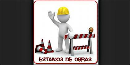 Obras, construcción y proyectos.