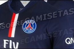 Camiseta PSG, 2014-15.