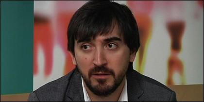 Ignacio Escolar, director de El Diario.