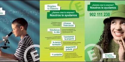 La Fundación 'Andalucía Emprende'.