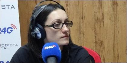 Ana Isabel Martín.