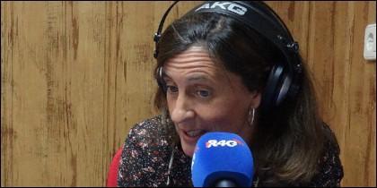 Marta Gómez Montero.