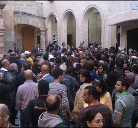 Cristianos perseguidos en Kessab