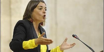 Elena Cortés.