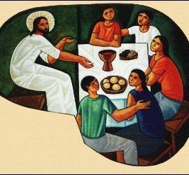 Jesuscristo en la eucaristía