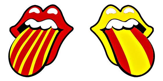 Resultado de imagen de castellano catalán