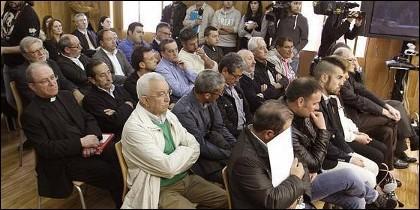 Juicio celebrado en Lugo