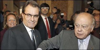 Jordi Pujol, Artur Mas y el 3%.