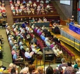 El Sínodo de la Iglesia anglicana dijo sí a las mujeres obispo