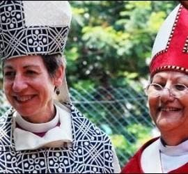 Mujeres obispo
