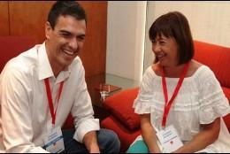 Pedro Sánchez y Armengol