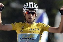 Vincenzo Nibali.