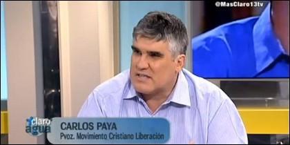 Carlos Payá