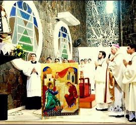 Livieres reza por la visita apostólica