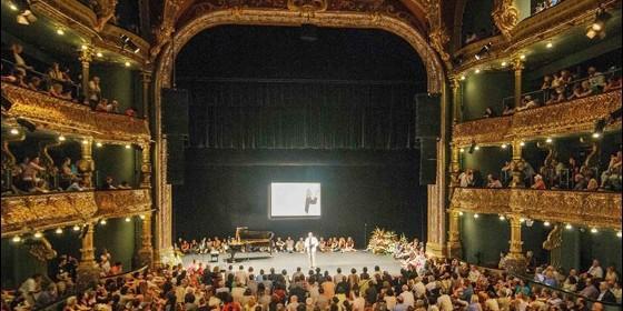 Homenaje al actor lex angulo ocio y cultura gente periodista digital - Teatro campos elisios ...