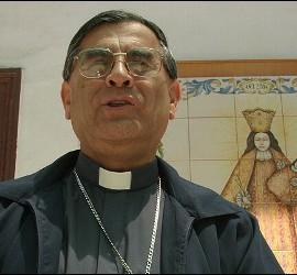 Gaspar Francisco Quintana Jorquera, anterior obispo de Copiapó