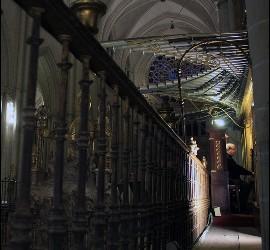 Concierto de órgano en la catedral de Toledo