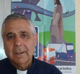 José Aumente presentando la campaña